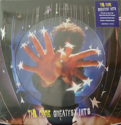 THE CURE Greatest Hits DOUBLE Reissue LP Vinyl NEW Ltd Ed Pic Disc RSD 2017