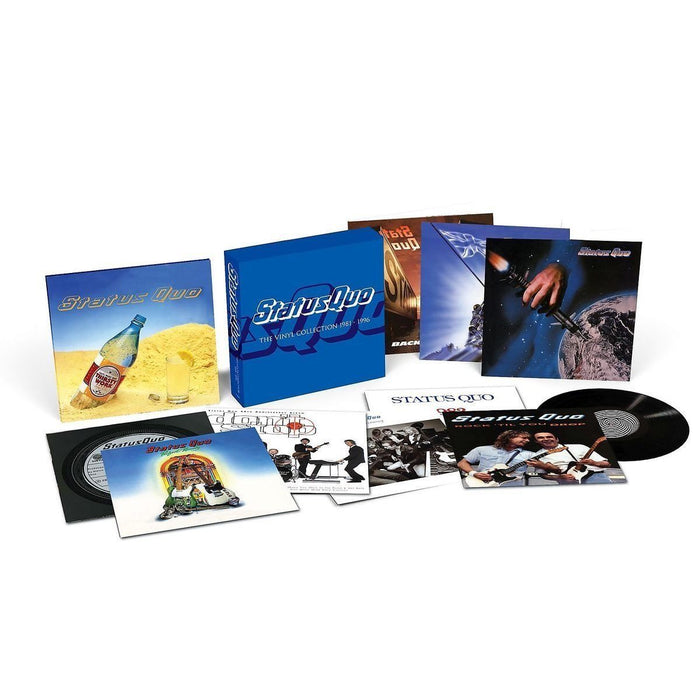 STATUS QUO Vinyl Collection 1981-1996 10LP Vinyl Set NEW 2017