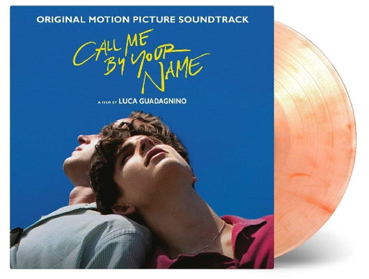 Call Me By Your Name Limited Peach Vinyl LP Film NEW