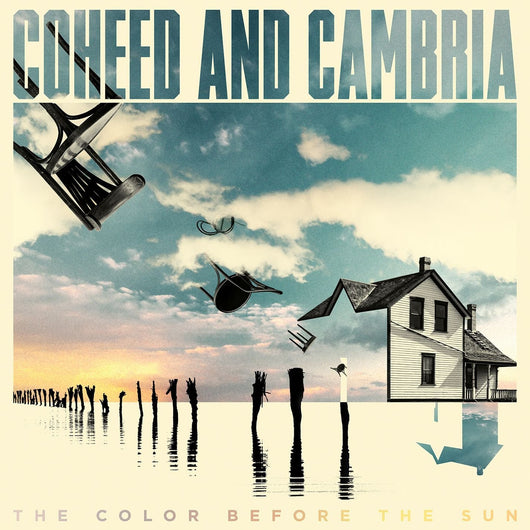 COHEED & CAMBRIA COLOR BEFORE THE SUN LP VINYL NEW 33RPM