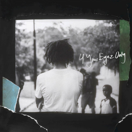 J.COLE 4 Your Eyez Only LP Vinyl NEW