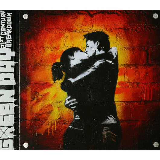 GREEN DAY 21ST CENTURY BREAKDOWN TRIPLE LP VINYL AND CD AND BOOK NEW 33RPM