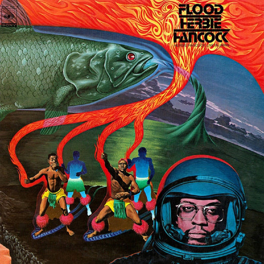 Herbie Hancock ‎Flood Ltd Vinyl LP Neu Black Friday 2018