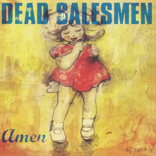 DEAD SALESMEN AMEN (AUS) LP VINYL NEW (US) 33RPM