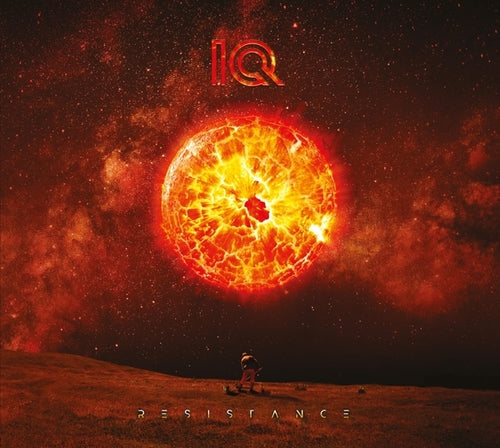 IQ - Resistance Vinyl LP Transparent Red Edition New Out 15/11/19