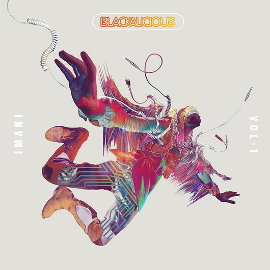 BLACKALICIOUS IMANI VOLUME 1 LP VINYL NEW 33RPM