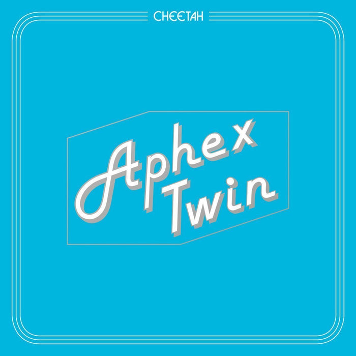 "APHEX TWIN Cheetah 12"" LP Vinyl NEW"