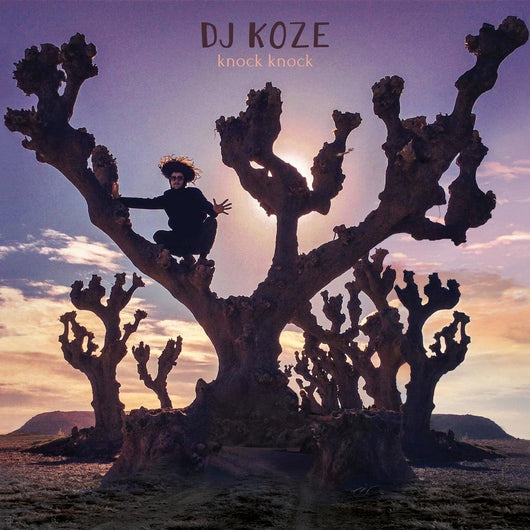 DJ KOZE Knock Knock LP & 7
