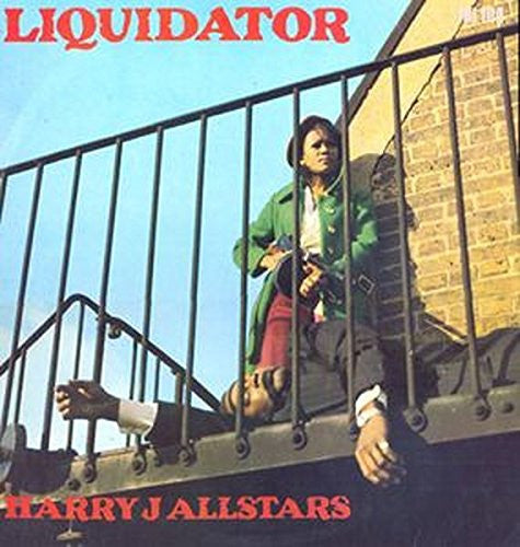 HARRY J ALLSTARS LIQUIDATOR LP VINYL NEW 33RPM