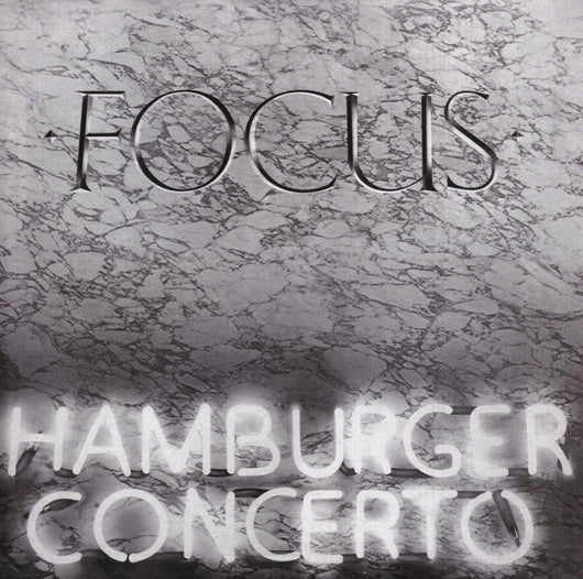 FOCUS HAMBURGER CONCERTO 1 LP DELUXE LP VINYL NEW 33RPM