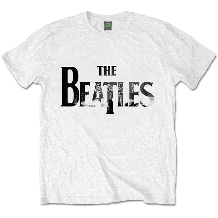 The Beatles Drop T Live In DC White Small Unisex T-Shirt