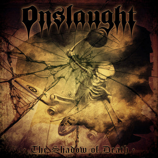 ONSLAUGHT SHADOW OF DEATH LP VINYL NEW 33RPM 2008