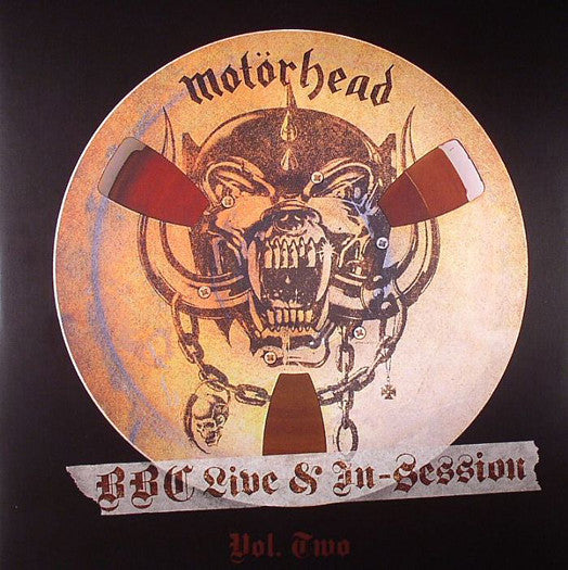 MOTORHEAD BBC LIVE IN SESSION VOL 2 LP VINYL NEW 33RPM 2008