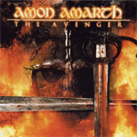 AMON AMARTH AVENGER 2009 LP VINYL NEW 33RPM
