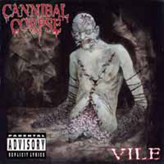 CANNIBAL CORPSE VILE 2009 LP VINYL NEW 33RPM