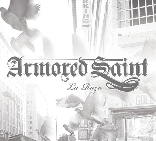 ARMORED SAINT LA RAZA LP VINYL NEW 33RPM 2010