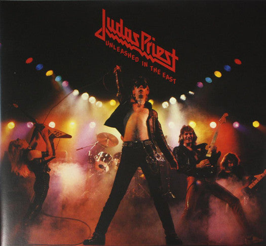 JUDAS PRIEST UNLEASHED IN THE EAST LP VINYL NEW 33RPM 2013