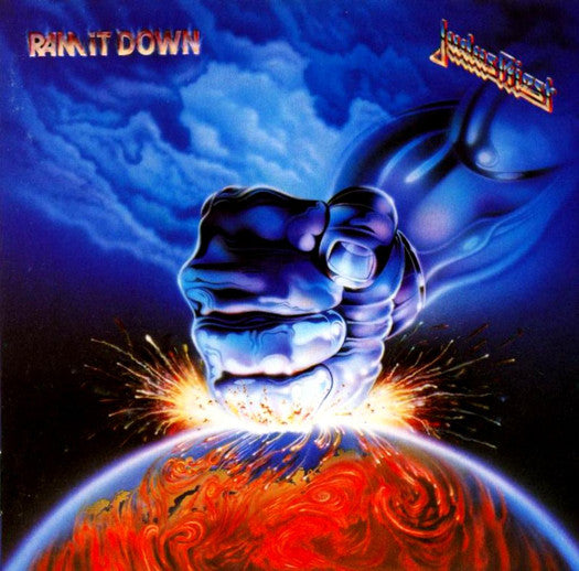 JUDAS PRIEST RAM IT DOWN LP VINYL NEW 33RPM 2010