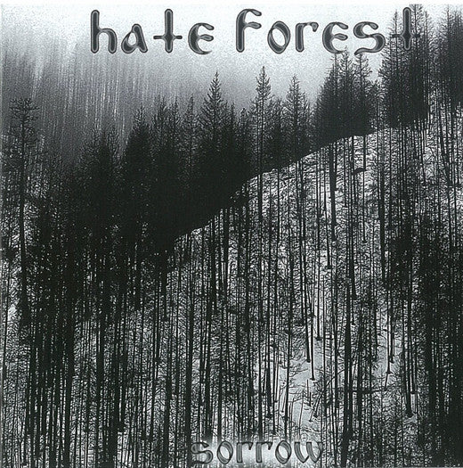 HATE FOREST SORROW LP VINYL NEW 33RPM 2011