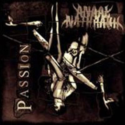 ANAAL NATHRAKH PASSION 2011 LP VINYL NEW 33RPM