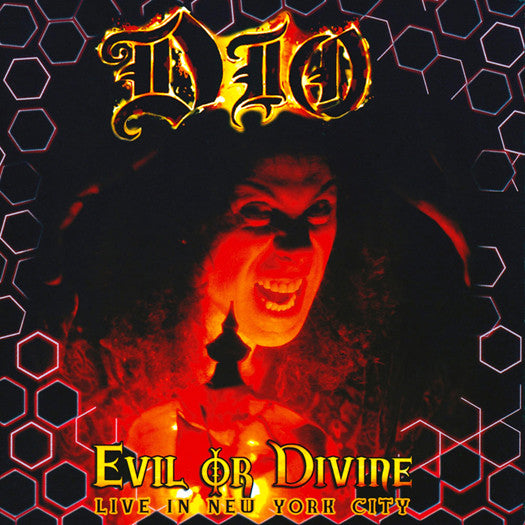 DIO EVIL OR DIVINE LIVE IN NEW YORK CITY LP VINYL NEW 33RPM 2011