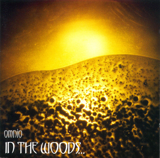 IN THE WOODS OMNIO LP VINYL NEW 33RPM 2014