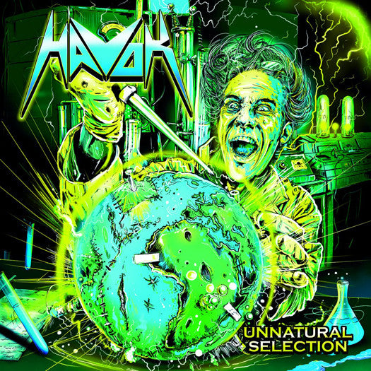 HAVOK UNNATURAL SELECTION LP VINYL NEW 33RPM 2014