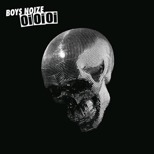 BOYSNOIZE OI OI OI LP VINYL TECH HOUSE NEW