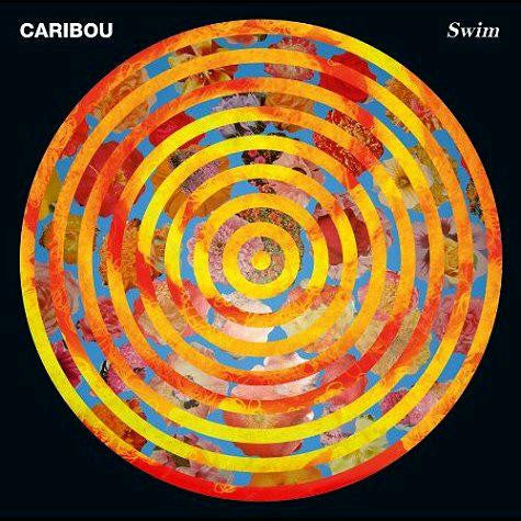 CARIBOU SWIM LP VINYL TECHNO SYNTH TO EXPREIMENTAL NEW