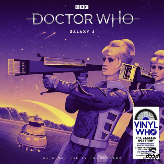 Doctor Who Galaxy 4 Vinyl LP New RSD 2019
