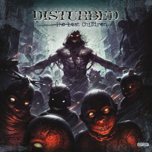 Disturbed - The Lost Children 2LP Vinyl RSD2018