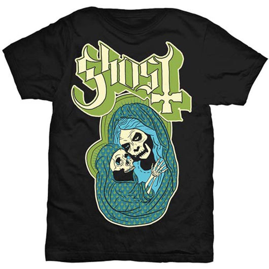 GHOST CHOSEN SON T-SHIRT LARGE MENS NEW OFFICIAL BLACK