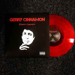 Gerry Cinnamon Erratic Cinematic Vinyl LP New
