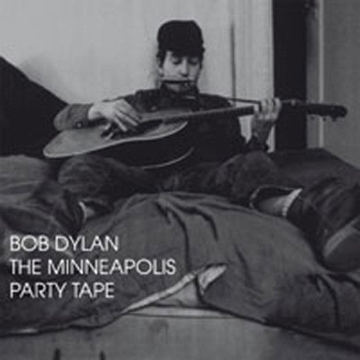 BOB DYLAN THE MINNEAPOLIS PARTY TAPE 1961 DOUBLE LP VINYL 33RPM NEW