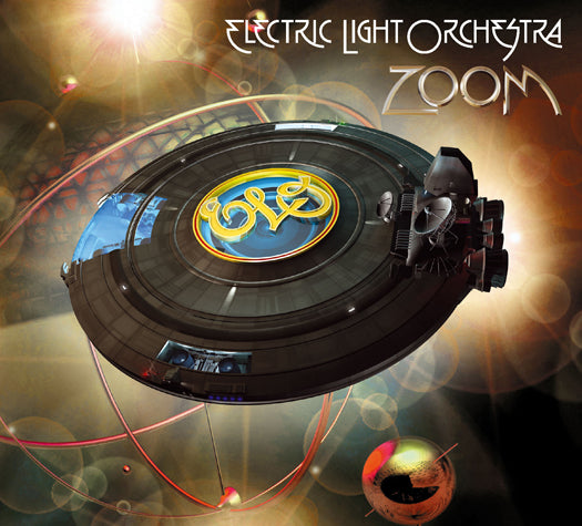 ELECTRIC LIGHT ORCHESTRA ZOOM DOUBLE LP VINYL 33RPM NEW