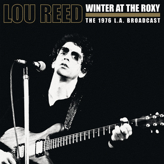 LOU REED WINTER AT THE ROXY DOUBLE LP VINYL 33RPM NEW