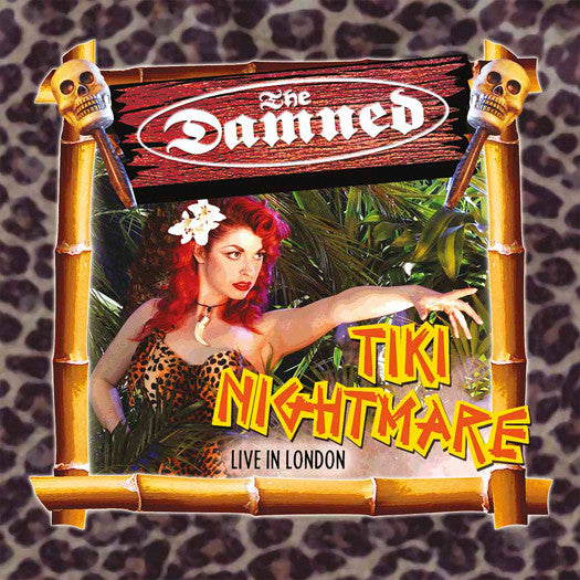 DAMNED TIKI NIGHTMAREDOUBLE LP VINYL 33RPM NEW