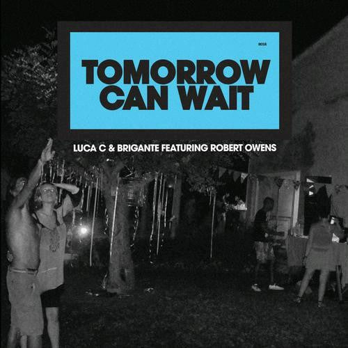Luca C & Brigante Tomorrow Can Wait 2012 Deep House Music 12