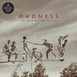 Madness - I Do Like To Be B-side The A-Side LP Vinyl RSD2018