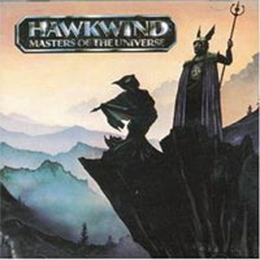 HAWKWIND MASTERS OF THE UNIVERSE 2010 LP VINYL NEW 33RPM