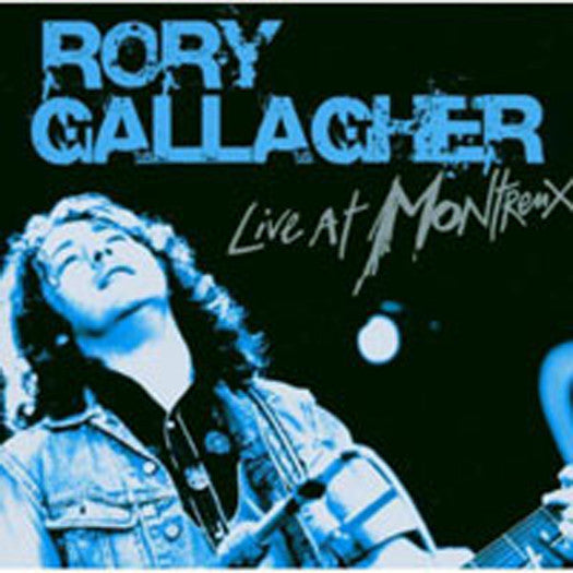 RORY GALLAGHER LIVE IN MONTREUX 2011 LP VINYL NEW 33RPM