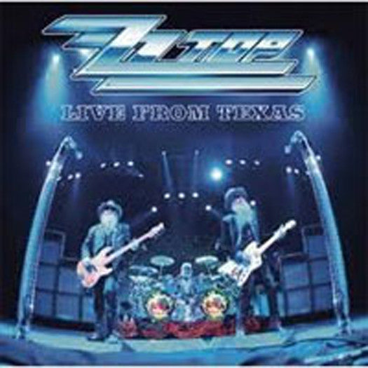 ZZ TOP LIVE IN TEXAS 2011 LP VINYL NEW 33RPM