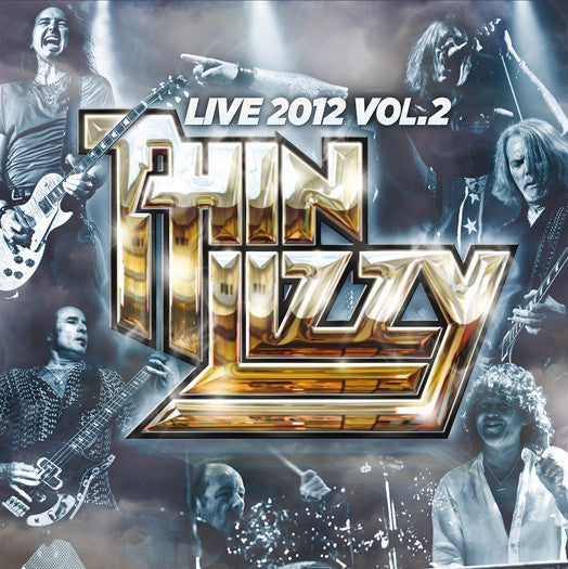 THIN LIZZY LIVE VOLUME 2 2014 LP VINYL NEW 33RPM