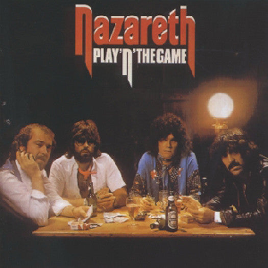 NAZARETH PLAY N THE GAME LP VINYL 33RPM NEW