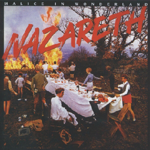 NAZARETH MALICE IN WONDERLAND LP VINYL 33RPM NEW