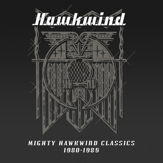 HAWKWIND MIGHTY HAWKWIND CLASSICS 19801985 DOUBLE LP VINYL 33RPM NEW