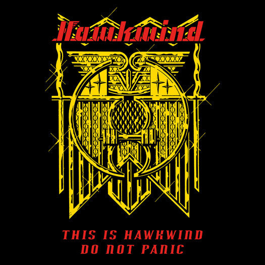 HAWKWIND THIS IS HAWKWIND DO NOT PANIC LP VINYL NEW 33RPM 2014
