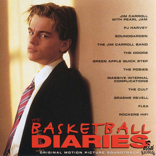 Basketball Diaries Soundtrack Orange Vinyl LP New RSD 2019