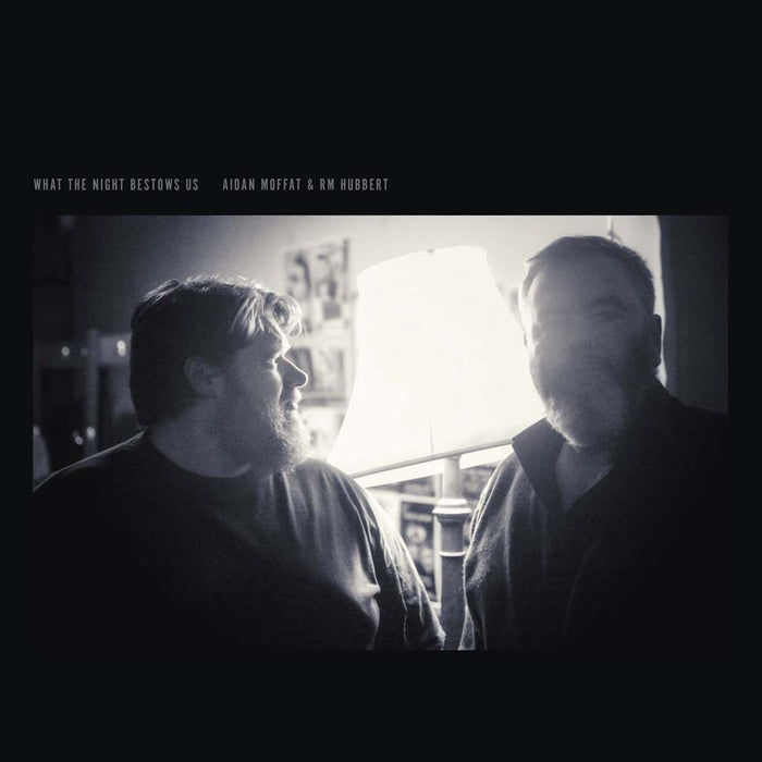 Aidan Moffat & Rm Hubbert What The Night Bestows Us Vinyl LP RSD 2019