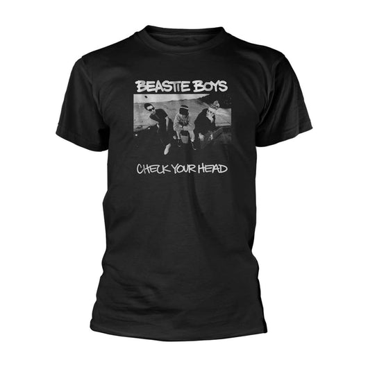 Beastie Boys Check Your Head T-Shirt Black Large Mens New